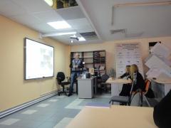 В Иркутске специалисты ГК «Стимэкс» провели семинар, посвященный вопросам городского благоустройства.