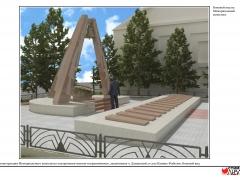 ГК «Стимэкс» разработала проект реставрации мемориального комплекса в селе Камень-Рыболов Приморского края, где захоронены защитники острова Даманский