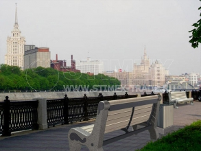 """Инсталляция 134. Серия """"Старый Петербург"""" для города Москва"""