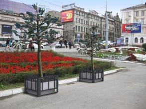 """Инсталляция 204. Серия """"Готика"""" для города Владивосток"""