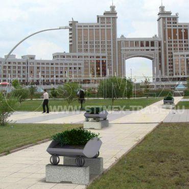 """Инсталляция 178. Серия """"Астана"""" для города Астана"""