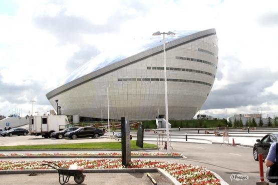 Библиотека Первого Президента Казахстана в г. Астана