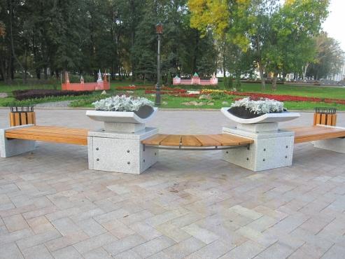 Территория Нижегородского кремля