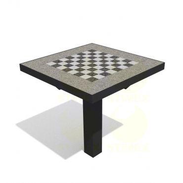 Стол шахматный уличный