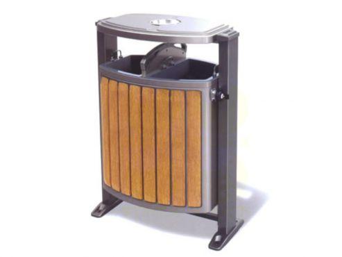 Металлическая урна для мусора U110 (У110)