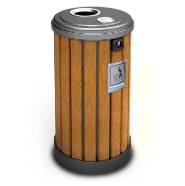 Металлическая урна для мусора U115 (У115)