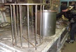Изготовление металлических элементов