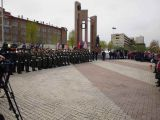 В Красноярске открыли памятник узникам фашистских концлагерей