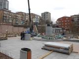 Подходят к концу работы по возведению памятника Муравьеву-Амурскому во Владивостоке