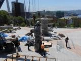 Во Владивостоке установлена бронзовая скульптура первого генерал-губернатора Сибири и Дальнего Востока графа Муравьёва-Амурского