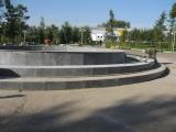 Заканчивается комплексное благоустройство парка у ДК им. 1 Мая