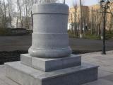 В городе Назарово Красноярского края подходит к концу сооружение памятника Марине Ладыниной