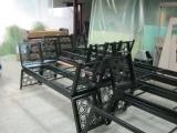 Для столицы Республики Татарстан был разработан дизайн уличной мебели. В ближайшее время начнется поставка этих изделий в Казань