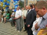 В Красноярске состоялось открытие аллеи Славы Героев труда, Заслуженных строителей России и Заслуженных архитекторов России