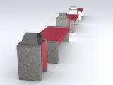 Разработано коммерческое предложение по установке малых архитектурных форм в ТК «Огни» (г. Красноярск)