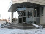 Оформление территории бизнес-центра «Европа» (г. Красноярск)