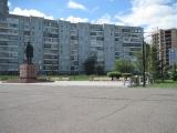 Специалисты ГК «Стимэкс» провели замену уличной мебели на площади Согласия в Красноярске