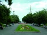 В Красноярске в 2015 году будет благоустроено 15 крупных скверов