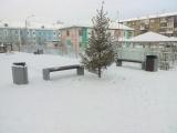 Для благоустройства жилого комплекса на Кишиневской 4а  в г. Красноярске использована уличная мебель ГК «Стимэкс»