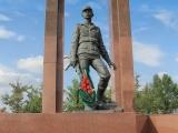 К 71-ой годовщине Дня победы ГК «Стимэкс» закончила ремонтно-восстановительные работы на мемориале воинам-интренационалистам