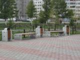 Сквер у Дворца Труда