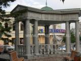Сквер у Красноярского Драматического театра имени А.С. Пушкина