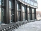 Благоустройство территории, прилегающей к Управлению Федерального казначейства по Красноярскому краюБлагоустройство территории, прилегающей к Управлению Федерального казначейства по Красноярскому краю