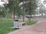 Благоустройство парка имени 1 Мая