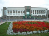 Прилегающая территория к Байкальскому банку СБ России — Братское отделение № 2413