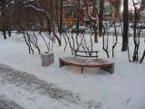 Благоустройство пешеходной зоны по ул. Гарибальди в Москве