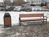Благоустройство остановочных пунктов Красноярск