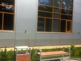 Благоустройство территории в медицинском центре в Наро-Фоминске
