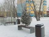 Благоустройство ул. Кишеневская, г. Красноярск