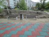 Cквер Теремок, ул. Шевченко, г. Красноярск
