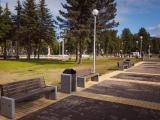 Сквер в г. Обнинск