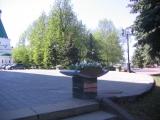 Благоустройство территории Нижегородского кремля