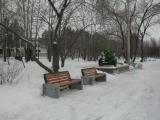 Сквер в г. Сосновоборск