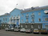 Благоустройство административного здания ФГУП ГУССТ-9, Железногорск