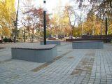 Скамья парковая Тип-7