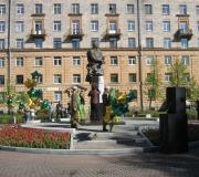 Открытие памятника Мусе Джалилю
