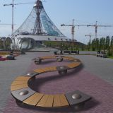 """Инсталляция 164. Серия """"Астана"""" для города Астана"""