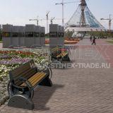 """Инсталляция 175. Серия """"Астана"""" для города Астана"""