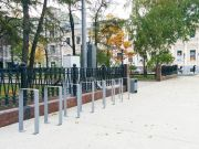Велопарковка Cezanne